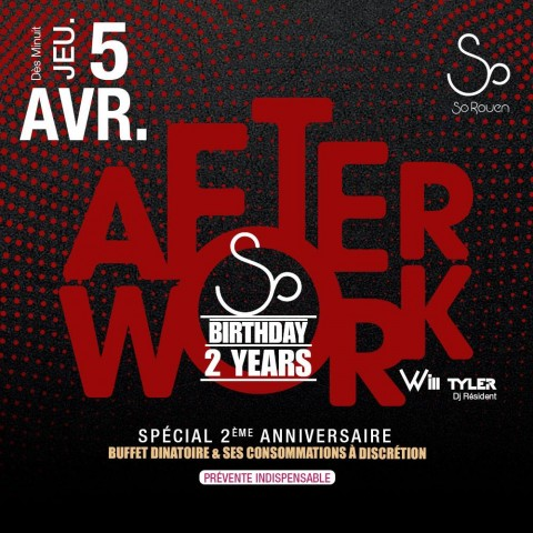 So Club – After work